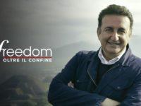 """Le telecamere del programma di Italia 1 """"Freedom- Oltre il Confine"""" arrivano nel Cilento"""