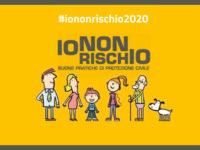 """Campagna """"Io non rischio"""". Domani a Potenza lo stand della Protezione Civile in Piazza Matteotti"""