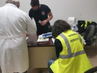 Covid-19. A Vietri di Potenza effettuati 80 test sierologici sui volontari impegnati nell'emergenza