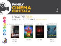 FAMILY CINEMA MULTISALA di Polla – PROGRAMMAZIONE FILM