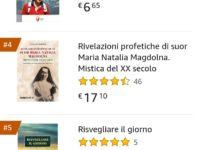 """""""Risvegliare il giorno"""", libro di Lucia Giallorenzo, tra le prime posizioni dei bestseller di Amazon"""
