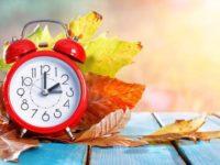 Ritorna l'ora solare. Lancette indietro nella notte tra il 24 e il 25 ottobre