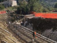 Viabilità. Proseguono i lavori della Provincia sulla Fondovalle Sele per lo Svincolo di Contursi Terme