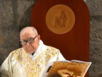 La comunità di Caggiano piange la scomparsa di don Vittorio Lamattina. Fu parroco per 49 anni