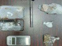 """Viaggia in auto con eroina e cocaina nascoste nei calzini. Arrestato 43enne sulla S.S. 598 """"Val d'Agri"""""""