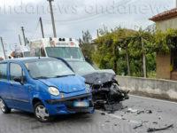 Scontro tra due auto a Silla di Sassano. Feriti i conducenti