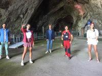 """Le Grotte di Pertosa-Auletta protagoniste su Italia 1 del programma """"Disconnessi on the road"""""""