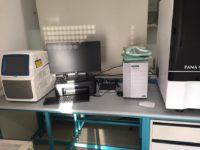Coronavirus. Consegnato all'ospedale di Agropoli il macchinario per analizzare i tamponi