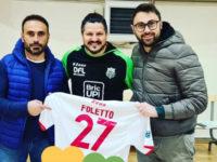 Sporting Sala Consilina. La società ritira la maglia 27 per omaggiare il tecnico Darci Foletto