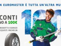 Atena Lucana: all'Officina Euromaster Marchesano Pneumatici imperdibili sconti se acquisti Michelin