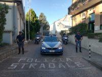 Covid-19. Continuano i controlli sui bus della Polizia Stradale di Potenza, 5 sanzioni