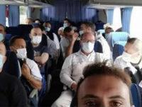 """Covid-19, autobus stracolmi in Basilicata. Ugl:""""Difendere chi viaggia ora significa salvaguardare la regione"""""""