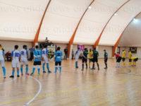 Un'altra goleada per lo Sporting Sala Consilina. Travolto il Real Terracina con 12 reti