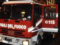 Incendio in un forno di un panificio a Pontecagnano. Intervengono i Vigili del Fuoco
