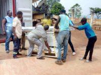 L'Asl Salerno dona tre TAC e tre Iniettori alla struttura ospedaliera di Dschang in Camerun
