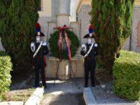 Commemorazione dei Defunti. I Carabinieri della Legione Basilicata ricordano i militari caduti in guerra