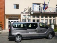Sant'Arsenio: il Comune acquista un pulmino per le attività socio-assistenziali della struttura di San Vito
