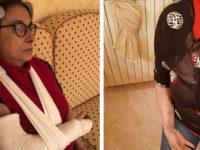 Donna aggredita brutalmente a bastonate a Corleto Perticara. Carabinieri sulle tracce di un uomo