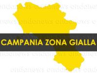 """Contrasto del Covid, Campania resta Zona Gialla. De Luca:""""I dati rispondono ai criteri fissati dal Ministero"""""""