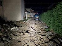 Maltempo. Carabinieri e Protezione Civile liberano da fango e detriti l'abitazione di una disabile a Capitello