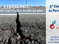 """""""I Terremoti – I migliori scatti degli ultimi 40 anni"""". Al via il concorso fotografico dell'Ordine dei Geologi"""