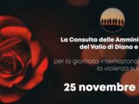 Un drappo rosso contro la violenza sulle donne. Il messaggio delle Amministratrici del Vallo di Diano e Tanagro