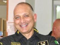 Il salernitano Filiberto Russo è il nuovo Comandante dei Vigili del Fuoco di Matera