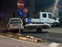 Teggiano: incidente stradale a Prato Perillo, due persone ferite