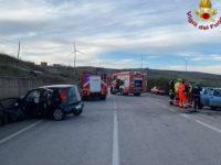 Tragico scontro tra auto sulla SP 30 Potenza-Avigliano. Perde la vita un uomo, ferite tre persone