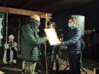 Il Premio Nassiriya per la Pace dell'associazione Elaia di Camerota alla presenza del Capitano Ultimo e Sileri