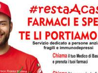 """Polla: al via l'iniziativa del Comune e della Croce Rossa """"#restaAcasa Farmaci e Spesa te li portiamo noi"""""""