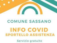 """Sassano: il Comune istituisce lo sportello """"Info Covid"""" per dare sostegno ai cittadini in difficoltà"""