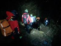 Si perdono in montagna tra Torraca e Lagonegro. Due giovani tratti in salvo dopo ore di apprensione