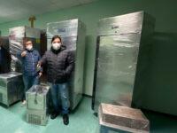 Ospedale Polla. Il Comitato Imprenditori dona attrezzature per il laboratorio che processerà i tamponi