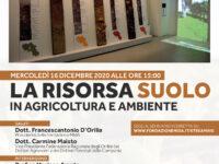 """Fondazione MIdA. Domani seminario online """"La risorsa suolo in Agricoltura e Ambiente"""""""