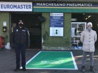 Atena Lucana: Procaccio Group installa colonnina di ricarica per veicoli elettrici presso Euromaster Marchesano