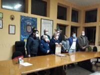 L'Amministrazione di San Rufo saluta ufficialmente il segretario comunale Franco Tierno