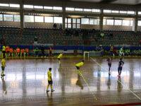 """Lo Sporting Sala Consilina vince con il Fondi 7-0. Detta:""""Contento per il ritorno con gol di Ferreira"""""""
