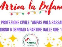 """Domani """"Arriva la Befana"""" con i volontari della Protezione Civile """"ANPAS Vola Sassano"""""""