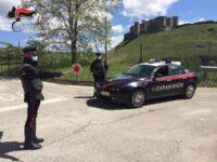 Controlli dei Carabinieri nel Potentino. Denunciato 53enne di Lagonegro trovato con coltello e marijuana