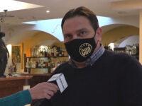 """Covid, restrizioni e ritardi nei sostegni. Nino Petrizzo del Grand Hotel Osman:""""E' davvero dura"""""""