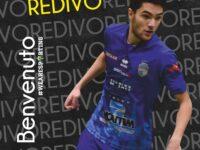 Sporting Sala Consilina. Alla corte di Foletto arriva Rafael Redivo dall'Acqua&Sapone