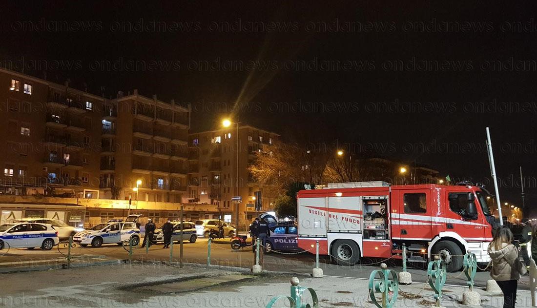 Choc a Salerno:trovato un cadavere nel solarium alla Concordia