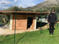 Abuso edilizio scoperto a Sapri. Denuciate tre persone, scatta il sequestro dell'opera