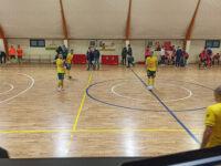 Sporting Sala Consilina. Ancora una goleada (14-2) al Potenza, vittoria dedicata all'infortunato Ferreira