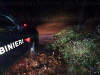 Maltempo nel Vallo di Diano. Auto resta intrappolata nell'acqua a Montesano, intervengono i Carabinieri