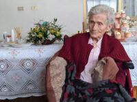 La Basilicata terra di longevità. A Picerno nonna Donata Capece compie 100 anni