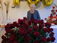 Le comunità di Sanza e Rofrano in festa per i 100 anni di nonna Rosa Ronsini