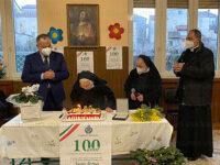 Festa ricca di gioia e commozione a Polla per celebrare i 100 anni di suor Irma