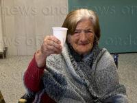 Nonna Giovannina Mattù, positiva al Covid, festeggia i 101 anni nella casa di riposo di Brienza